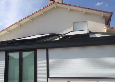 Protections solaires par la Menuiserie Merieau