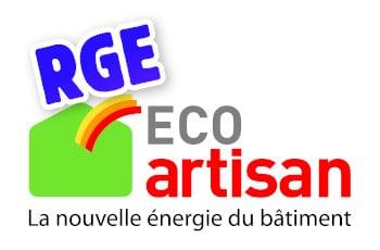 Mérieau est qualifié RGE, éco artisan